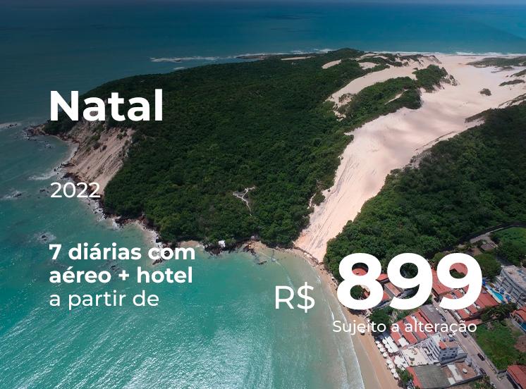 Natal R$899