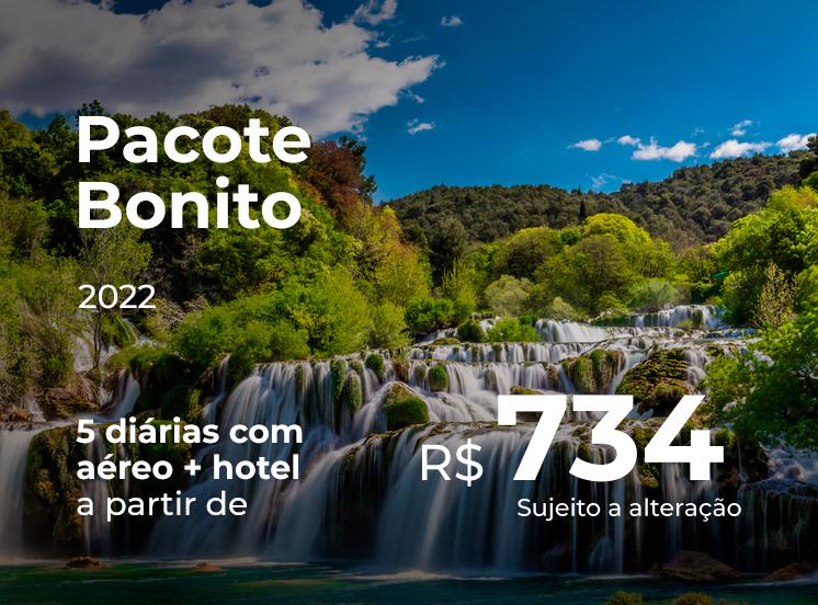 Pacote Bonito - R$734