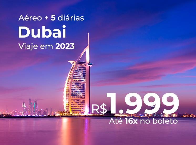 Dubai - Primeiro Semestre de 2023