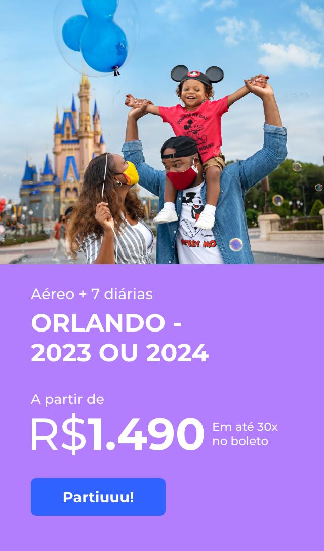 Orlando - 2022 ou 2024