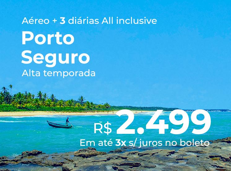 Porto Seguro - All Inclusive - Verão 2021/2022