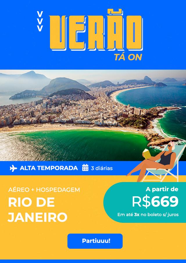 Rio de Janeiro - Verão 2021/2022